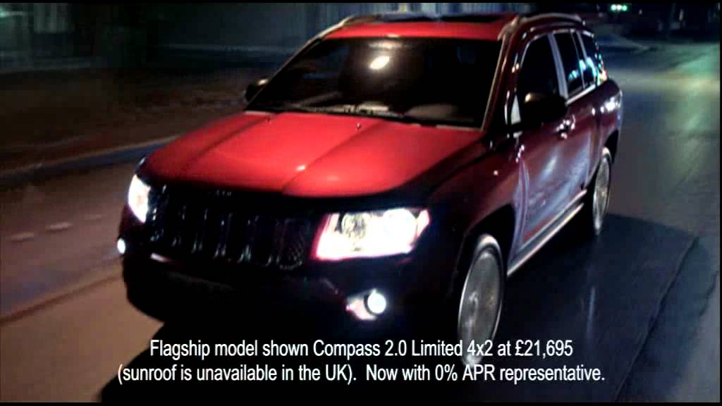 Jeep Compass – There's Only One