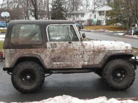 Jeep YJ Transformation