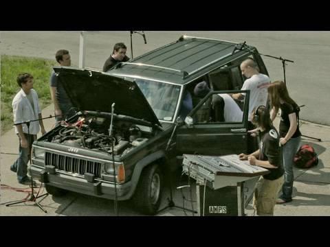 JULIAN SMITH – Techno Jeep