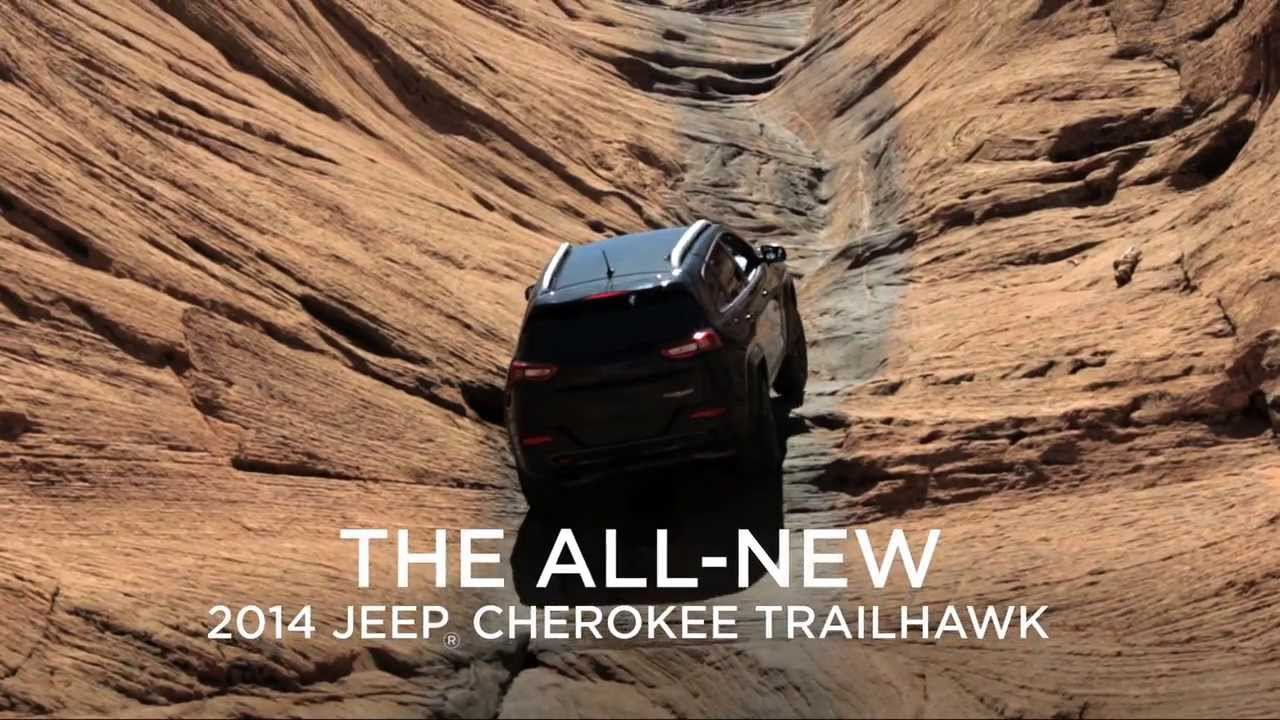 Tales of the Trailhawk – Moab Traction (Episode 1 of 10)   Jeep®