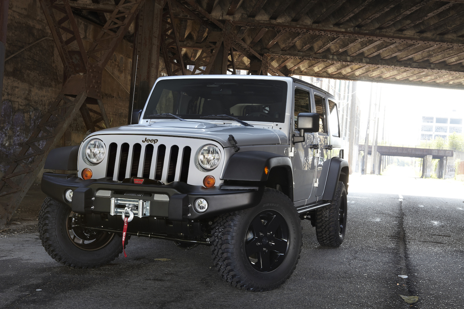 Jeep makes perfect vehicles for desert tours