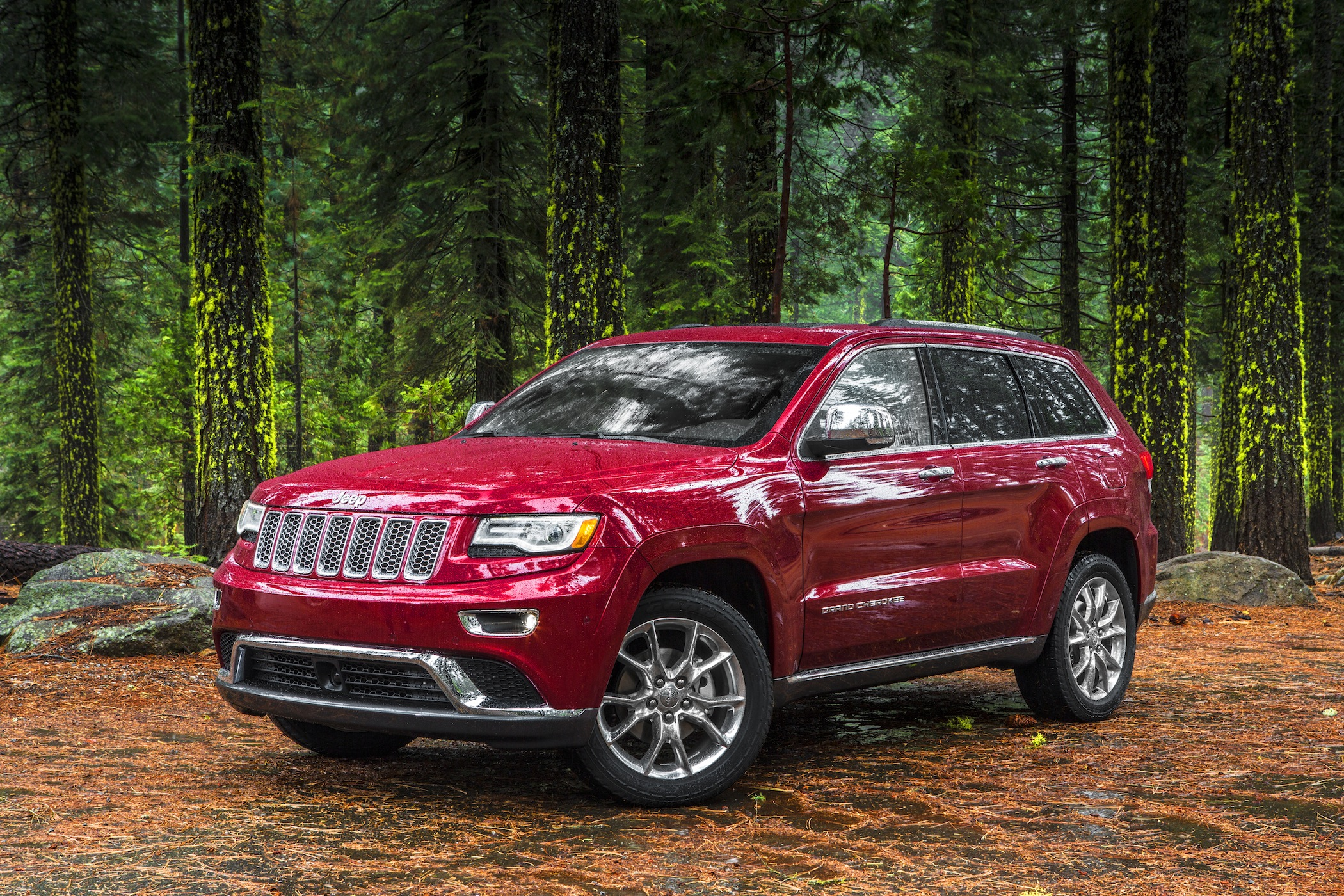The Evolution of the Jeep Grand Cherokee