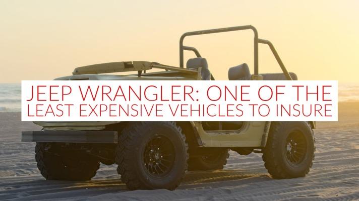 cheap jeep insurance