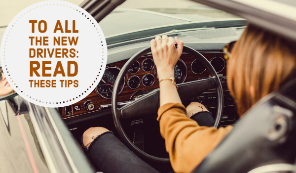 driving advice for new drivers
