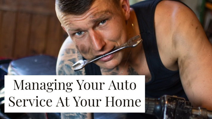 auto service at your home