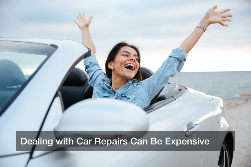 Dealing with Car Repairs Can Be Expensive