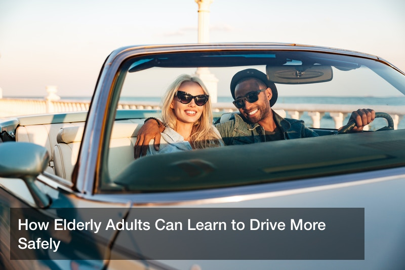 How Elderly Adults Can Learn to Drive More Safely