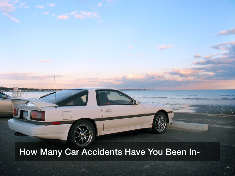 How Many Car Accidents Have You Been In?