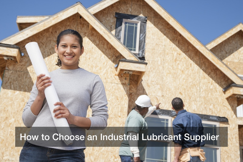 How to Choose an Industrial Lubricant Supplier