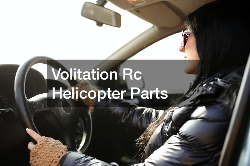 Volitation Rc Helicopter Parts