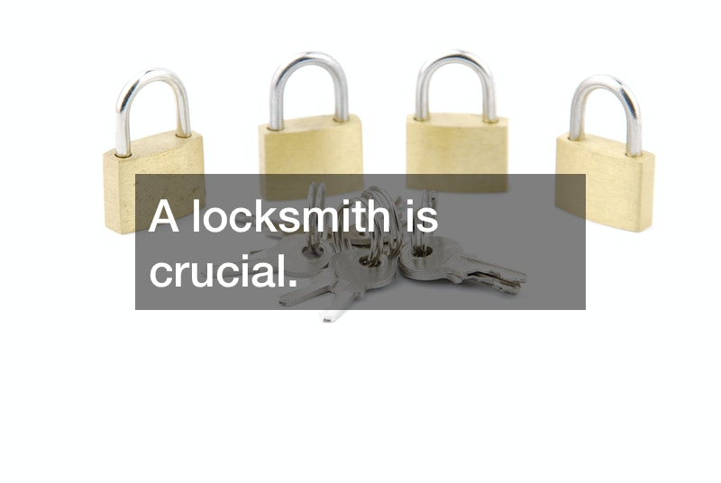 How to Learn the Trade of Locksmithing